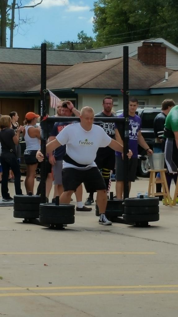 650 lb yoke